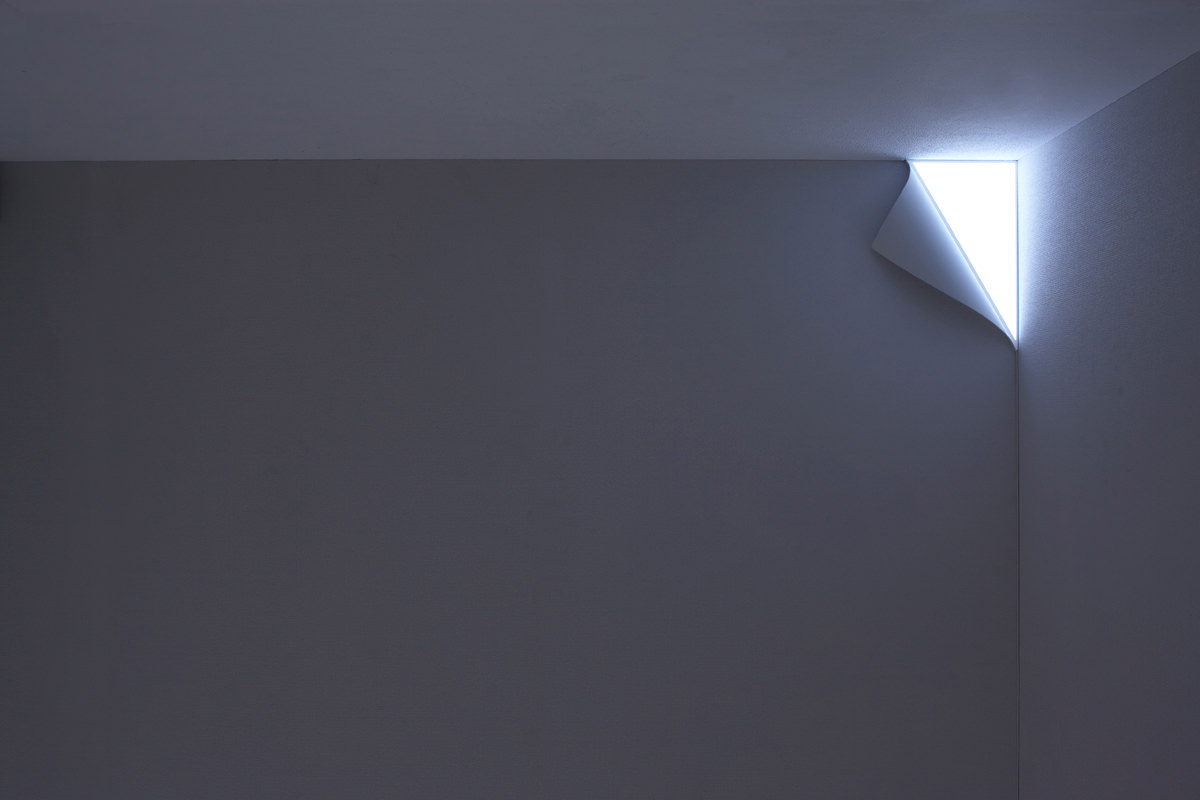 Peeling Wall Light