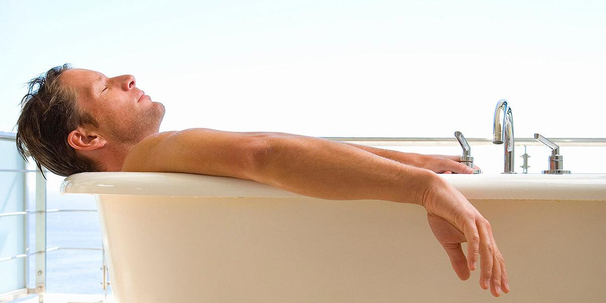 long-soak in Bathtub