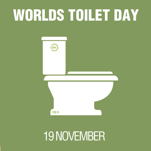 Worlds Toilet Day