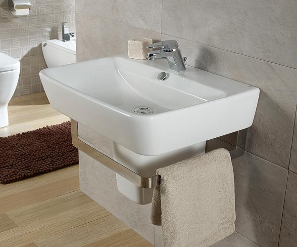 Half Pedestal Sinks
