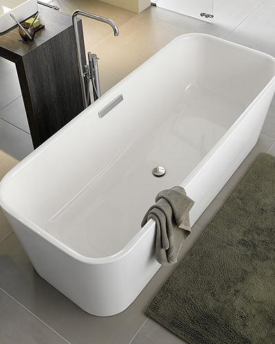 Steel Enamelled Bath