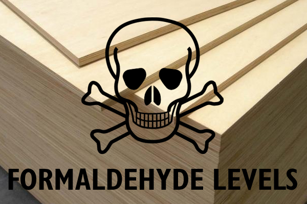 formaldehyde levels