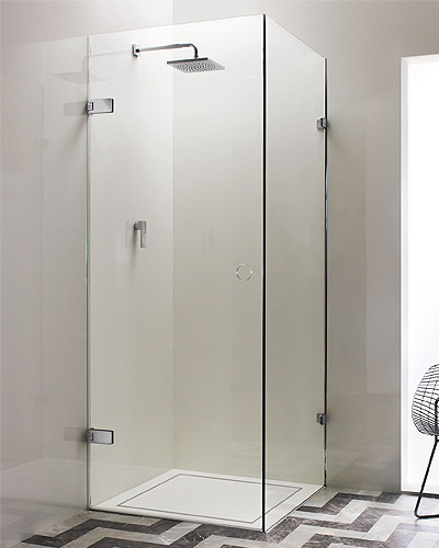 Square Shower Cubicals