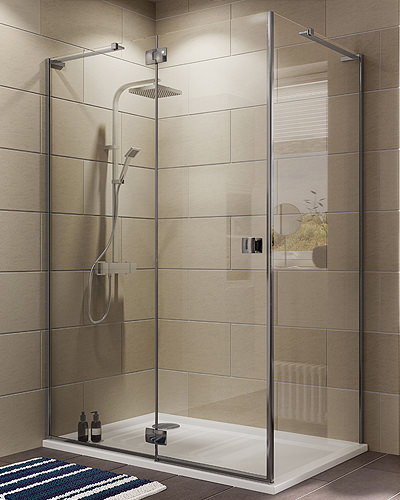 Rectangular Shower Cubicals