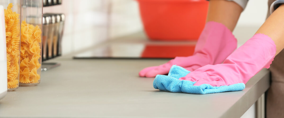 Surface-Cleaning Tips