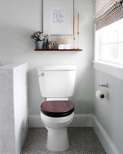 WoodenToilet Seat