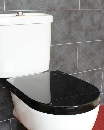 Polypropylene Toilet Seat